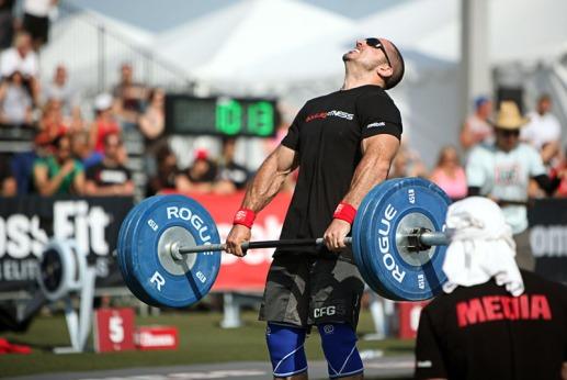 CrossFit Northern California Regional 2012